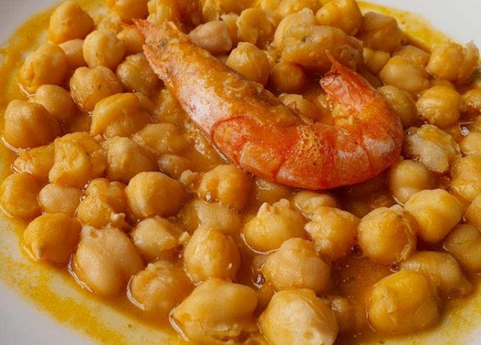 Garbanzos a la catalana, imprescindibles en nuestro menú diario